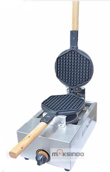 Jual Mesin Waffle Gas (WFL01) di Blitar