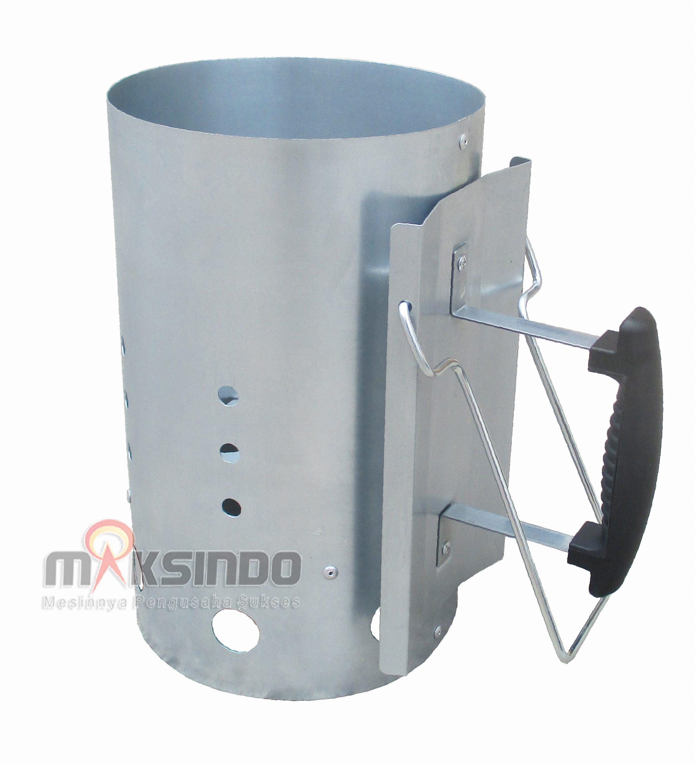 Jual Alat Untuk Menyalakan Arang (Charcoal Starter) MKS-CHRC1 di Blitar