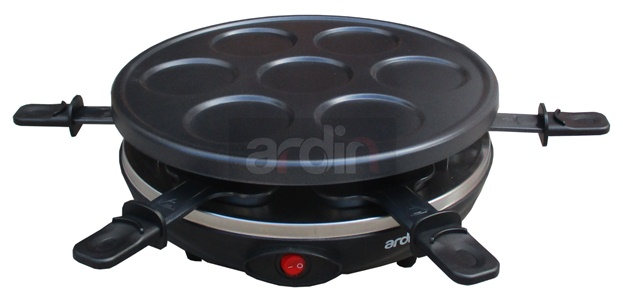 Jual Mesin Pemanggang Grill Multiguna (Electric Grill 5in1) ARD-GRL77 di Blitar