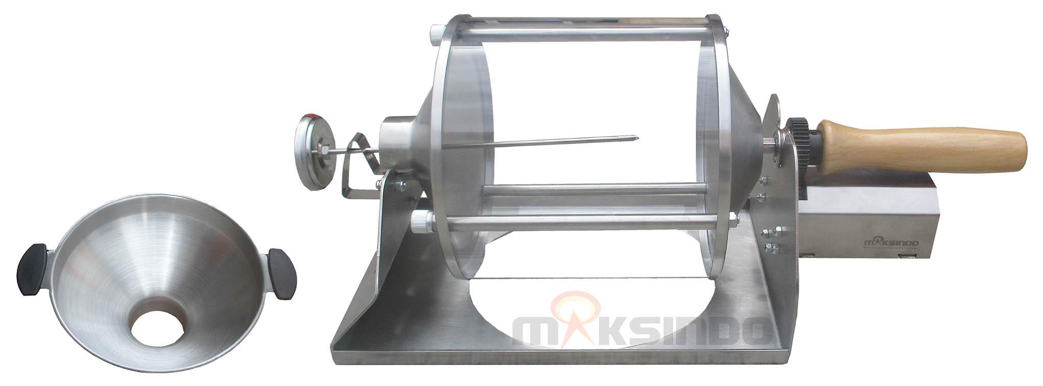 Jual Mesin Sangrai Kopi (Coffee Roaster) MKS-CRG400 di Blitar