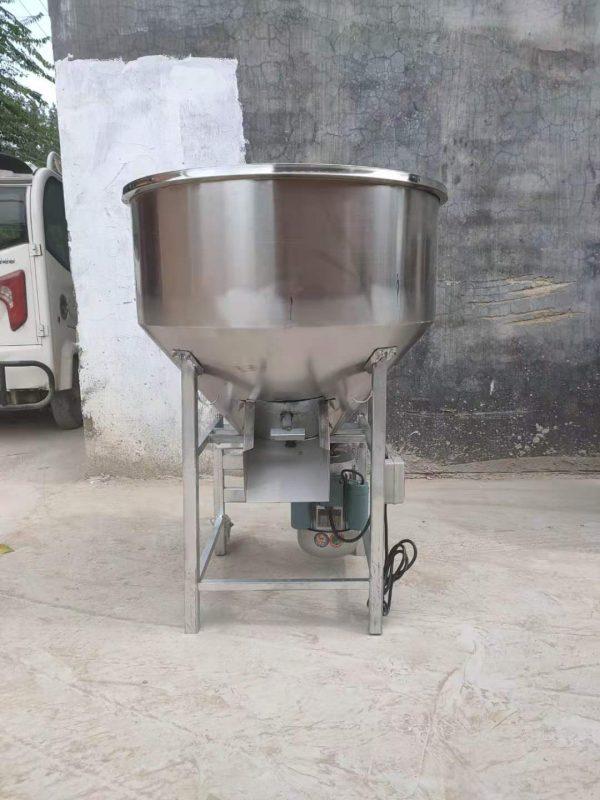 Jual Mesin Mixer Vertikal Pencampur Tepung dan Biji  AGR-MVT100 di Blitar